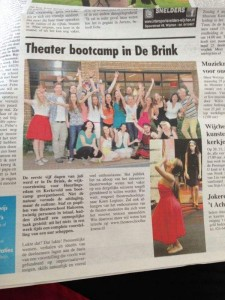 Theater Bootcamp